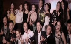 著名导演关锦鹏证婚,青年演员娄艺潇和上戏同学倾情