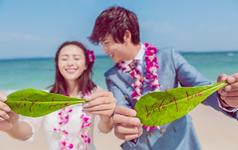 三亚❤旅图❤婚纱摄影【客片欣赏】白色沙滩