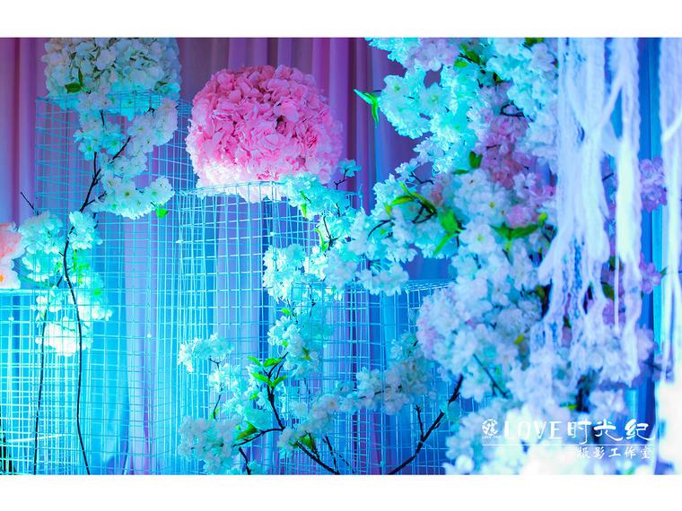 婚纱婚礼特惠套餐【爱的约定】·樱花唯美风