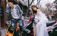 【麦田印象婚纱摄影】时尚街景
