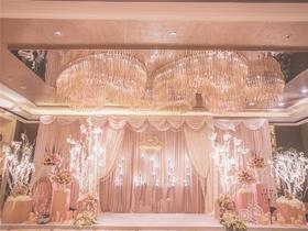 【Wedjoy·唯久依】浪漫樱花主题婚礼