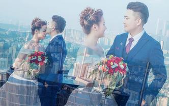 婚礼摄影单机位Demon摄影师陈豪总监档