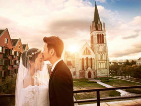 苏州左岸摄影婚纱照套餐《苏州情书》