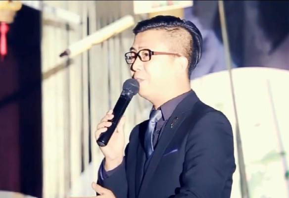 2018年新中式主持视频-清川
