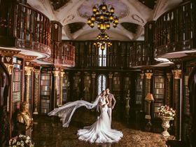 【可分期】结婚季-布拉格大气欧式风 创作系列婚纱照