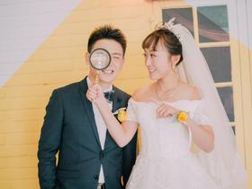 【壹堂影像】纪实婚礼双机位总监档拍摄套系