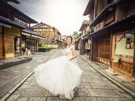 盛夏光年日本旅拍独家定制摄影套餐