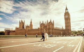 婚游记 英国伦敦 婚纱摄影 5小时套系