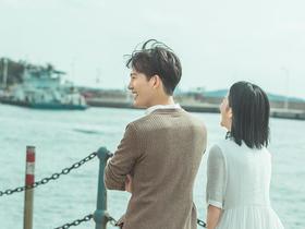 日系文艺小清新系列结婚照