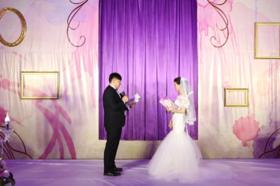 子辰影业新疆人民大会堂婚礼