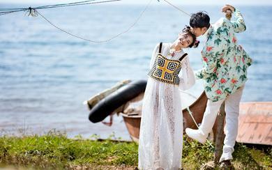 巴厘岛黛妃国际全球旅旅拍婚纱摄影最新作品大赏