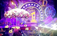 爱丁蜜语创意婚典馆——《星光游乐园》