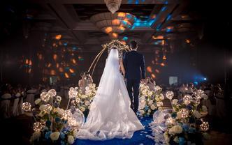 VIP高端首席档双机位婚礼微电影