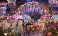【成都唯爱婚礼鲜花布置】华粹元年