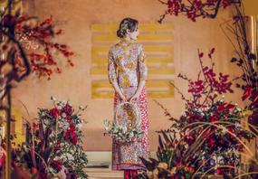 【洛韦尔婚礼】新中式-良缘缔结  含三大金刚