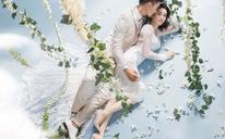 【进部摄影】优雅定制 唯美内景婚纱照