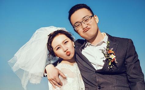 【薇拉STUDIO】客片欣赏 张瑶夫妇