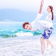 【人气爆款】海景旅拍一对一超值系列