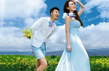 丽江旅拍婚纱照