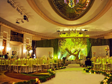 【爱暖暖婚礼】森林系主题婚礼遇见