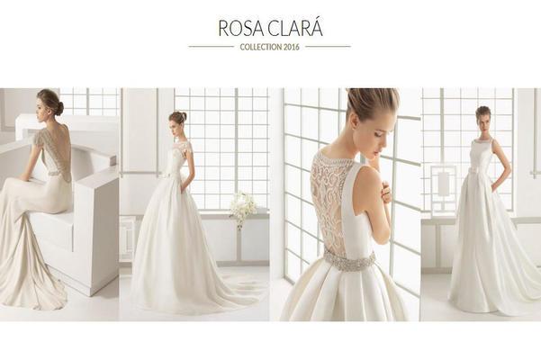 Rosa Clara来自西班牙的时尚婚纱品牌