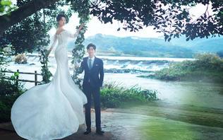 【幸福璀璨】超1500余种拍摄角度 情绪感婚纱照