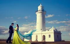 带上婚纱去旅行-澳洲