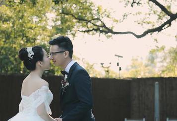 单机位 隽永的诗 他和她的婚礼故事