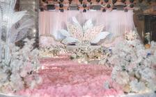 【D6婚礼】爱の羽翼-🌸花满妆茜羽翼絮🌸