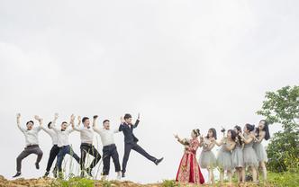 单机摄影+单机摄像 婚礼拍摄服务