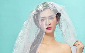 唯美的新娘编发,美翻了!心动了吗?