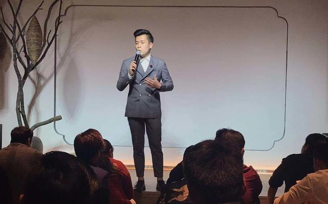 【全国空降】专属司仪昊禹浪漫风趣DIY定制流程