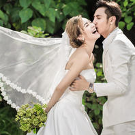 【好评如潮】经典套系-韩式婚纱照全新上市