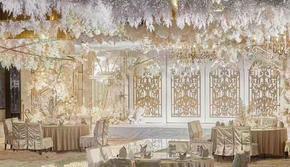 【典雅香槟气质风】一站式婚宴套餐(酒席+婚庆)