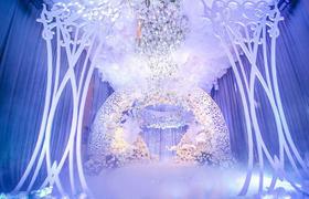 【花诚缘主题婚礼】之仙境之桥