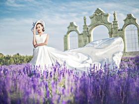 大气.简约[玛雅婚纱]梦幻城堡.诺丁山.花海