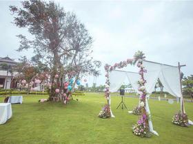 【海伦创意户外婚礼风】兔兔的婚礼