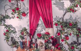 【喜尔婚礼】玫瑰庄园晚宴 不一样的法式风情