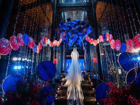 【复古婚礼风】安妮塔婚礼馆 | 让爱萦绕