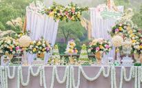 唯美婚礼《小花园》