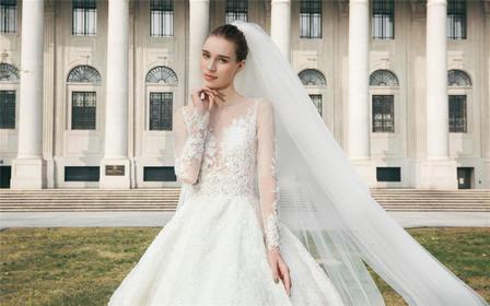 凯瑟琳婚纱单件租赁