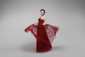 SIRENE/经典红色礼服4