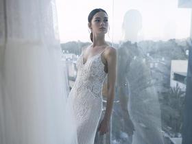 【SIVINI婚纱高级定制】——超值透视美背
