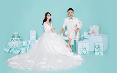 天使的婚衣,少女梦想的嫁纱,梦幻的天堂一般的美丽