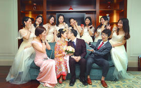 婚礼电影 | 丽思卡尔顿婚礼 | 喜客视觉