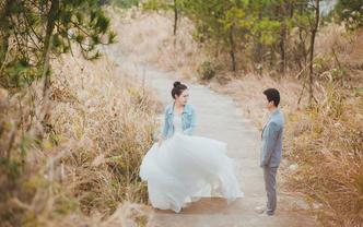 巷口摄影赣州本地婚纱照