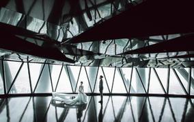 时尚来袭:城市地标广州塔,一对一,专属定制拍摄