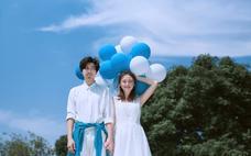 【记忆里】和你蓝色气球的约定