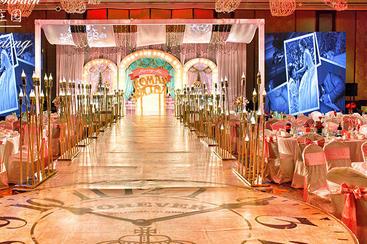 梦庄园私家宴会设计——罗马嫁日
