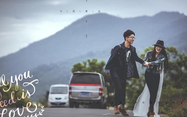 【罗曼国际婚纱摄影】客照 爱的旅途
